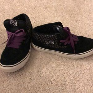 Vans half cab high tops